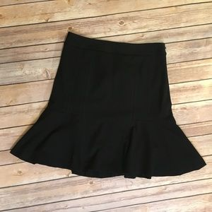 White House Black Market Fit and Flare skirt